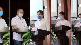 讲抗疫故事 · 展荣医风采 | 七名抗疫战士分享抗疫感人故事