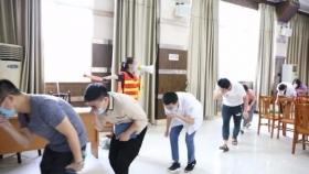 生命至上 | 区人民医院开展消防安全知识培训及消防演练