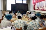 三甲动态 | 护理专家助力区人民医院三甲创建