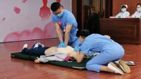 2020年第109届国际护士节活动活动剪影