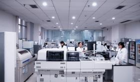 医学检验科实验室