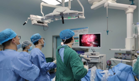 腹腔镜下前列腺癌根治术
