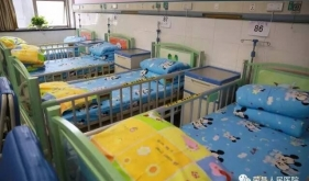温馨的儿童病房
